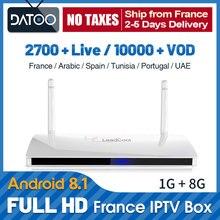 Arabic France IPTV Africa Qatar French IP TV Leadcool Morocco Turkey Germany Subscription Italy Algeria Tunisia