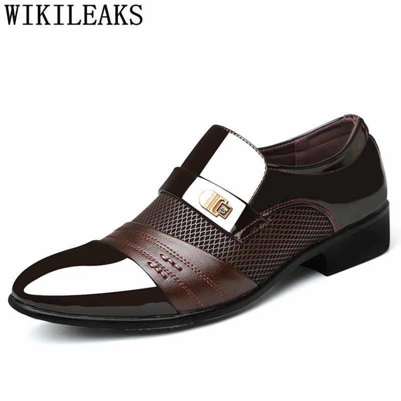 Итальянские Мужские модельные туфли; мужские туфли-оксфорды; модельные лоферы; Мужская Свадебная обувь; zapatos de hombre de vestir; официальная обувь; sapato social