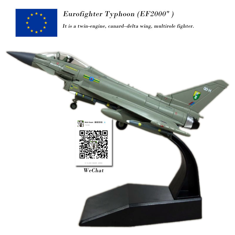 amer 1 100 scale military model toys eurofighter typhoon. Black Bedroom Furniture Sets. Home Design Ideas