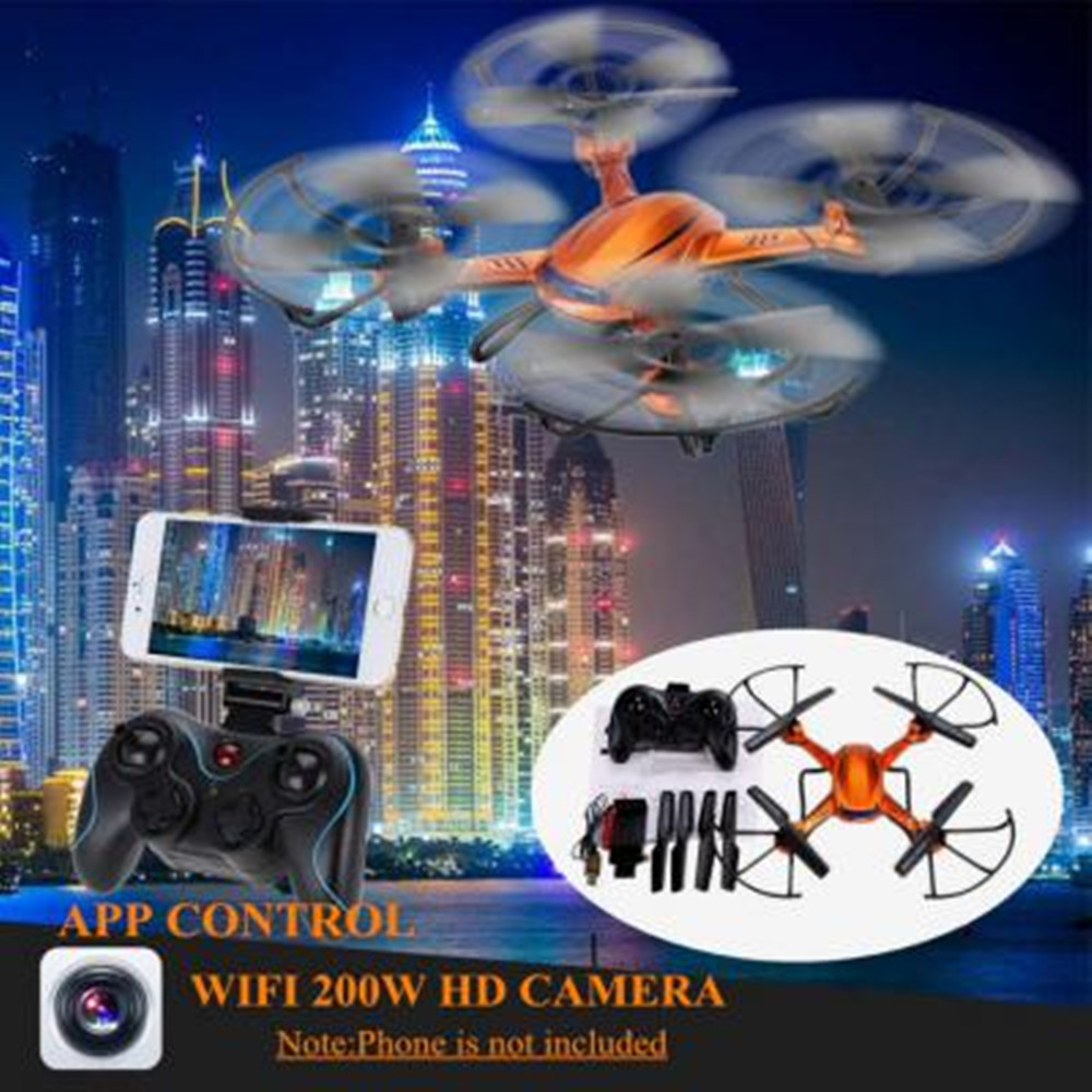 JJRC H12C Headless Mode One Key Return RC Quadcopter With 5MP Camera RC helicopter Mini Drone jjrc h40wh wifi fpv drone rc tank quadcopter drone camera helicopter 2 4g 4ch 4 channels 6axis headless mode one key best gift