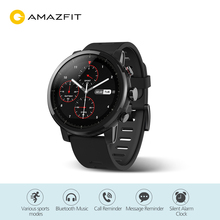 Global Version Huami Amazfit Stratos Pace 2 Smartwatch GPS 5ATM Waterproof Heart Rate Monitor Sport Smartwatch Bluetooth цена и фото