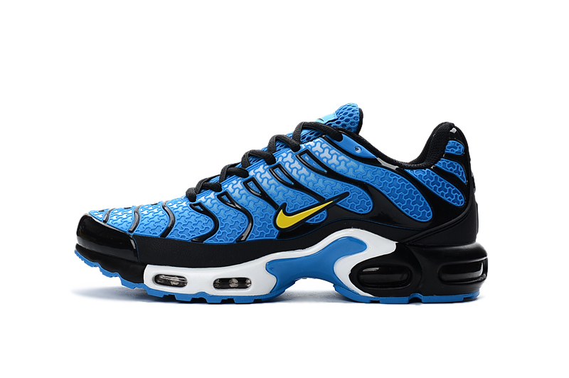 NIKE AIR MAX PLUS TN Men's Breathable Running shoes Sports Sneakers platform KPU material Tennis shoes 40-46 35