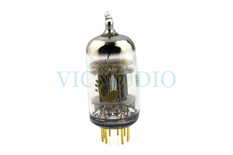 1Piece New Psvane MARKII Vacuum Tube 12AU7-TII Replace 12AU7 ECC82 ECC802 Electron Tube Free Shipping 1piece new psvane tube wr50 tube 4pins tube free shipping