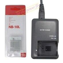 NB 10L NB-10L Rechargeable Battery + CB-2LCE CB-2LC Charger For Canon PowerShot G1 X G1X G15 G16 SX40 HS SX40HS SX50 HS SX50HS