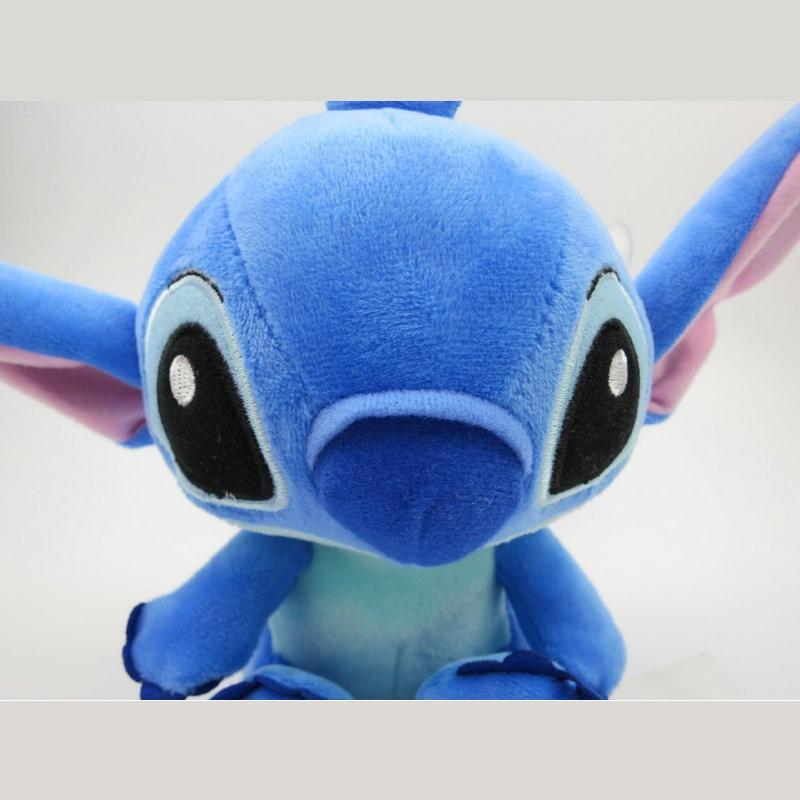 2018 New Arrival18cm Kawaii Stitch Plush Toy Cute Staffed Animal Mouse Doll Soft Baby Kid Birthday Christmax Gift 1PC Random