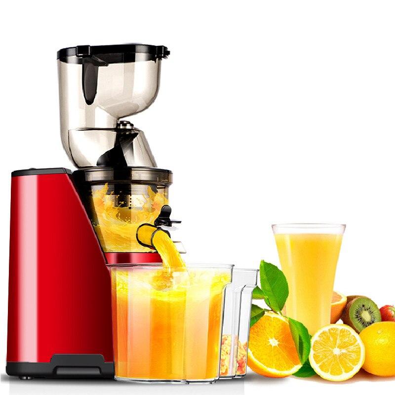 BEIJAMEI 80mm High Yield Slow Juicer Commercial Fruit Juicer Electric Fruit Vegetable Juicer Carrot Juicer For Sale цена и фото