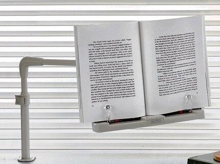 Creativo Ascensore Rotante Titolare Libro Multifunzionale Regolabile Libro di Lettura Del Basamento di Ufficio Scrivania Titolare di File-in Fermalibro da Articoli per scuola e ufficio su  Gruppo 2