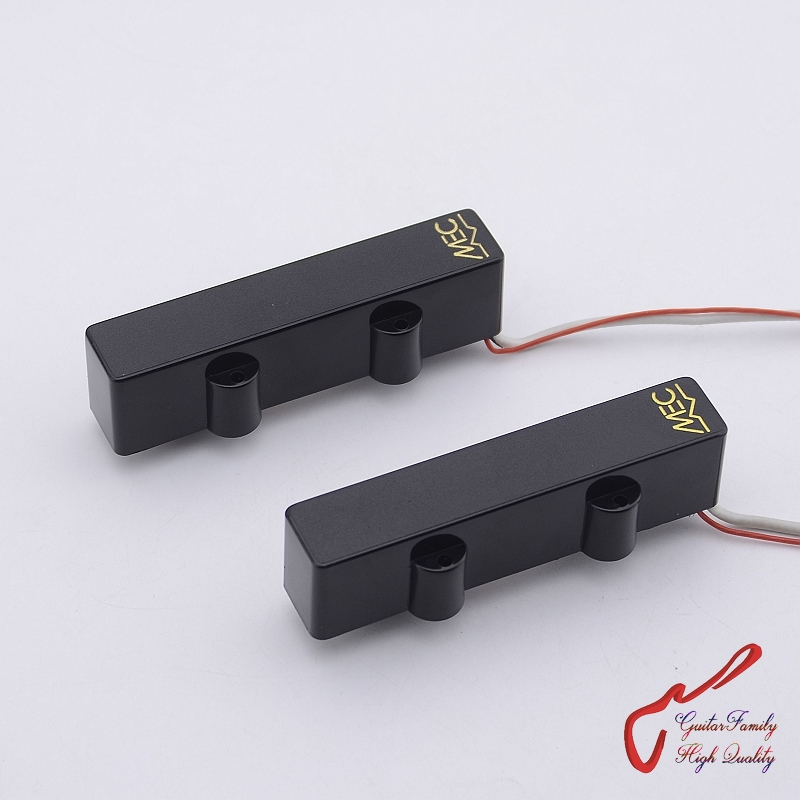 1 Set GuitarFamily Original Genuine Germany MEC Active Jazz Bass Pickup ( M60201S & M60201L ) цена 2017