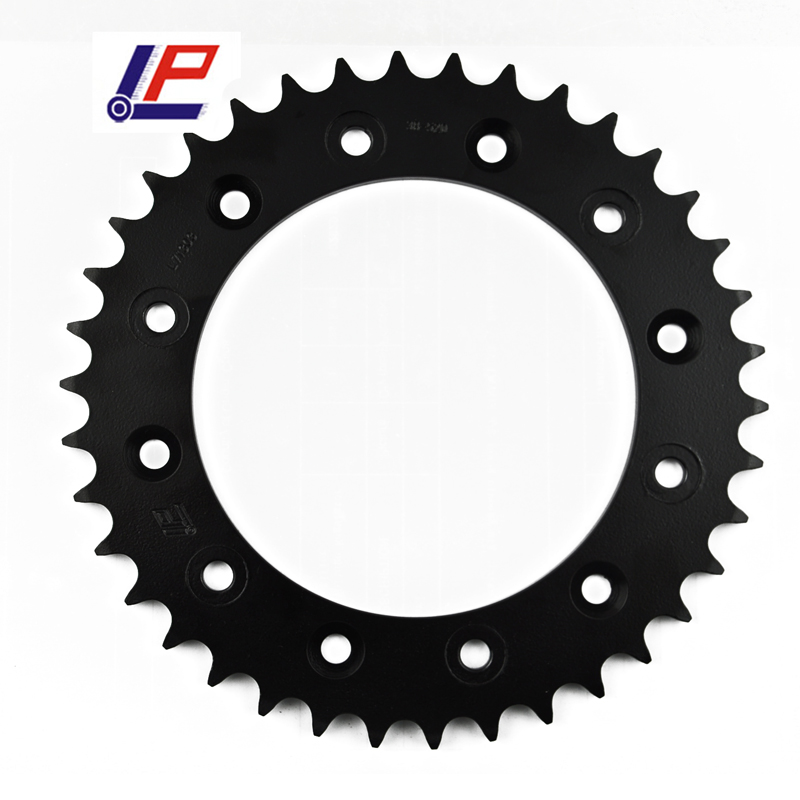 LOPOR <font><b>38T</b></font> Motorcycle Rear <font><b>Sprocket</b></font> For KTM 125 EXC Enduro 250 620 Duke 625 SMC 640 LC4 660 image