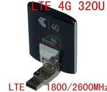 Открыл Wi-Fi 4 г USB модем AirCard Сьерра 320U 4 г USB наличии 100 Мбит/с LTE 4 г 3 г USB Dongle PK e5372Aircard 760 S 754 S 762