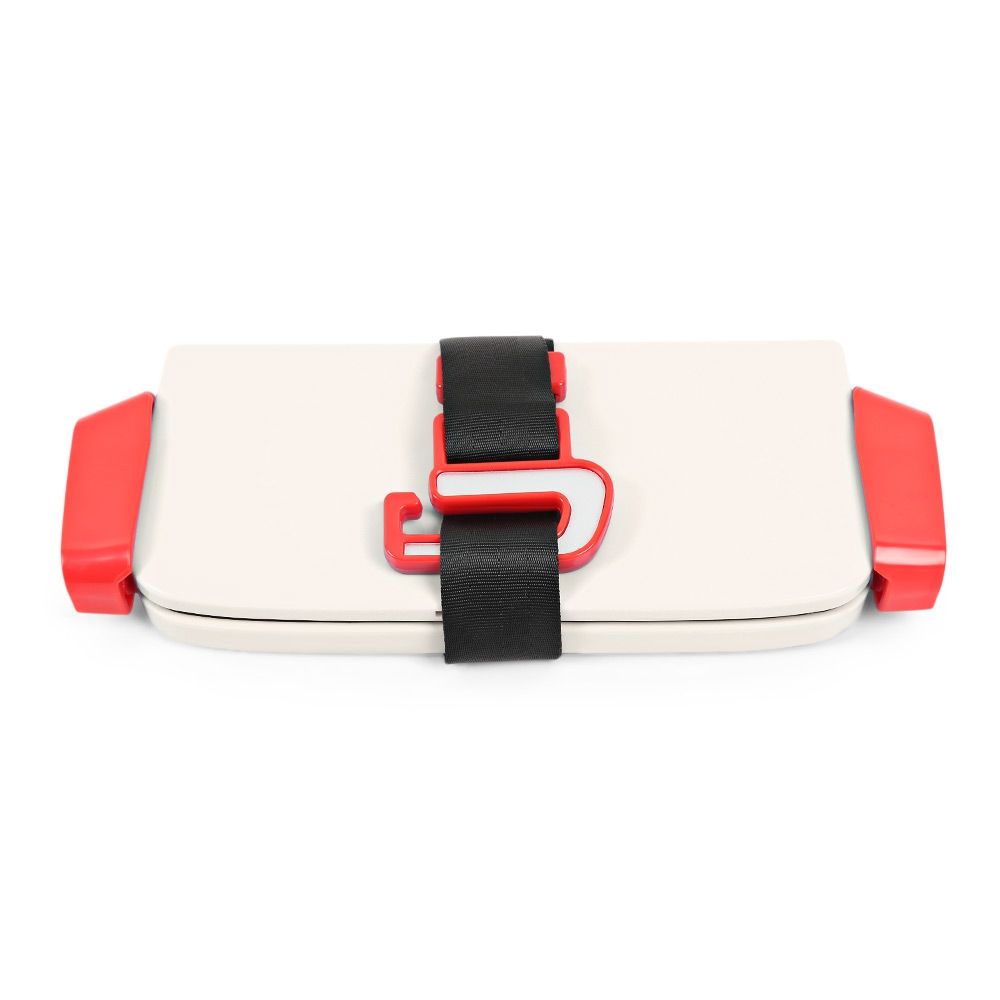 Portable Foldable Children Kids Safety Booster Car Seat Adjustable Strap Car Seat Harness Pad Cushion Toddlers Kids Safe Seats (3)