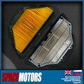 Filtro de aire para Ymaha R1 YZF R1 1000 2004 2005 2006 YZF-R1 moto Deportiva moto deportiva motocicleta piezas del motor envío gratis