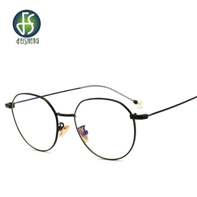 Gaya Korea Mahasiswa Anti Cahaya Biru Goggle Memblokir Layar Kacamata Bening  untuk Komputer Perlindungan Wanita Pria e1bd2ee091