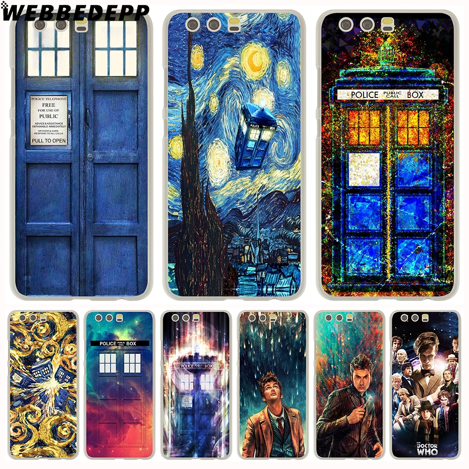 Cellphones & Telecommunications Radient Webbedepp Doctor Who Phone Case For Huawei P20 Pro P Smart 2019 Y7 Y9 2019 P10 P9 Lite 2016/2017 P8 Lite 2015/2017 Cover Half-wrapped Case