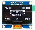 Оптовая 1.54 дюймов 7PIN Белый OLED Экран Модуль SSD1309 Привод IC Совместимо для SSD1306 IIC/SPI Интерфейс 128*64