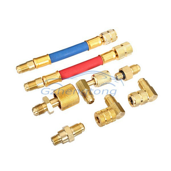 Automotive Air Conditioning 138 Kit Multifunction Adapter Fluoridation