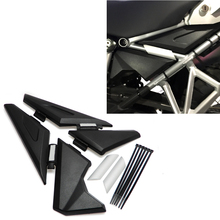 KEMiMOTO For BMW Adventure R1200GSA LC R1200 GS LC 2013-2016 Motorcycle Upper Frame Infill Side Panel Set Guard Protector