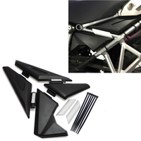KEMiMOTO For BMW R1200GS LC Adventure Motorcycle Upper Frame Infill Side Panel Set Guard Protector For