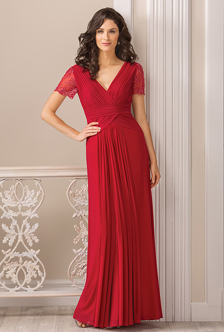 Popular Red Mother of The Bride Dresses-Buy Cheap Red Mother of ...