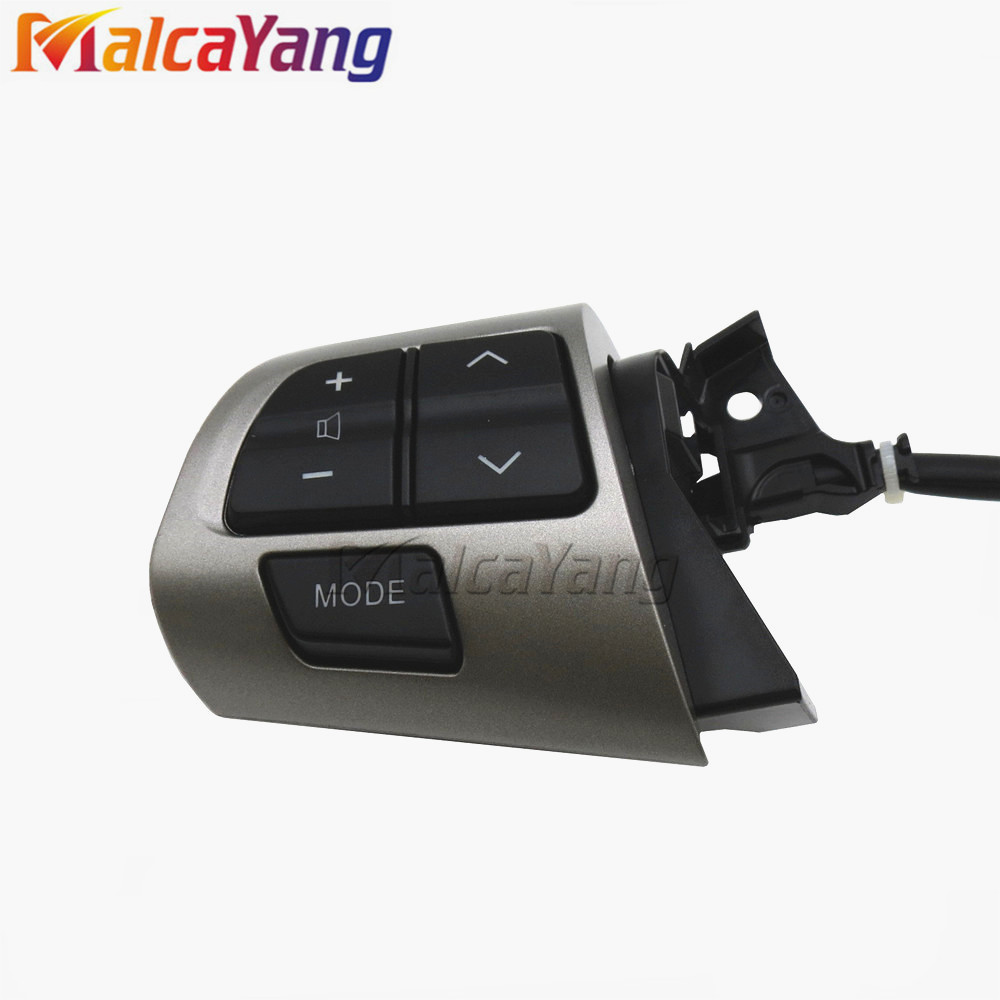 Top Quality Steering Wheel Control Button Switch For TOYOTA COROLLA ADE150 NDE150 NRE150 ZZE150 2007-2013 84250-02230 8425002230