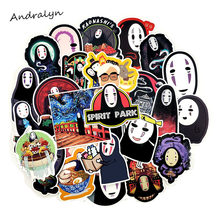 40 Pcs/Set Faceless Man Cartoon Sticker For Notebook Suitcase Refrigerator Motorcycle Accessories Japanese Popular Style Sticker(China)