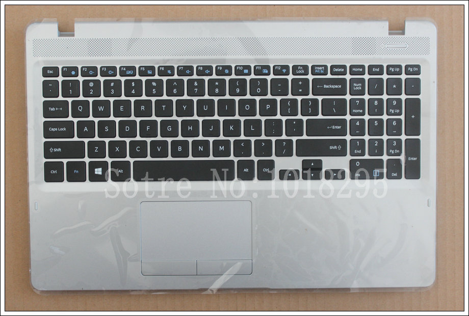 NEW For Samsung NP500R5H NP500R5K-Y01CN Y01 500R5K Y02 English US Keyboard with c cover BA98-00761A