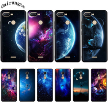 New Fashion Space Universe soft phone case for Xiao