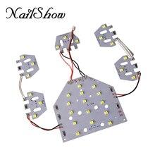 NailShow Original fuente de luz LED reemplazo bombillas LED para 48w sunone secador de uñas lámpara