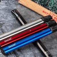 new arrival New arrival SMOK SLM KIT Electronic Cigarette Mini Vape Pen pod kit with 250mAh Battery 0.8ml Pod Coils Vaporizer vs infinix kit (5)