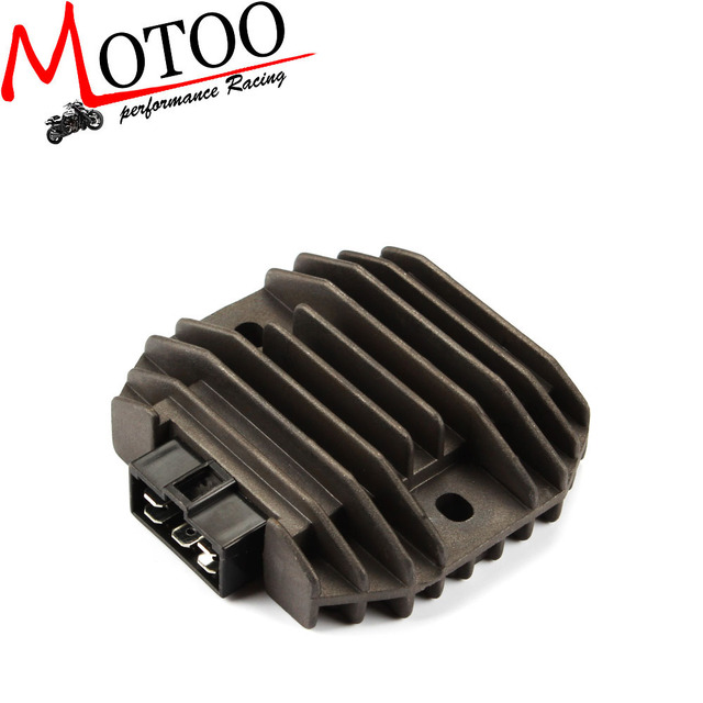 Motoo -  free shipping Voltage Regulator Rectifier For YAMAHA YZF R1 1998-2001 R6 1999-2002 YZF 600 1997-2005