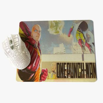 Yinuoda Hot Sales Anime One Punch Man Comfort Mouse Mat Gaming Mousepad Size for 180x220x2mm and 250x290x2mm Rubber Mousemats 1