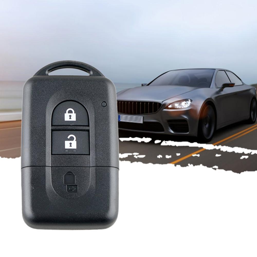 Mini Remote Key Case Remote Key Fob Smart Case For Nissan Qashqai X-trail Micra Note Pathfinder