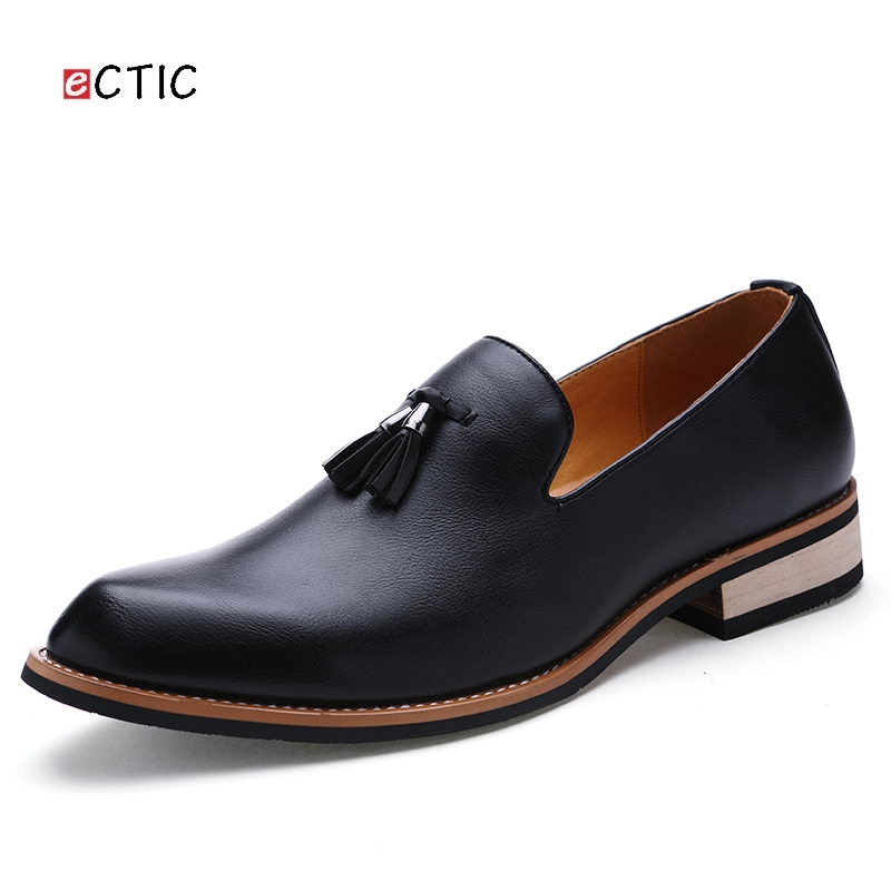 Luxury Delicate Italian Mens Penny Loafer Shoes Classic Elegant Formal Derby Dress Calcado Masculino Handsome 2016 luxury mens goodyear welted oxfords shoes vintage boss brogue shoes italian mens dress shoes elegant mens gents shoes derby