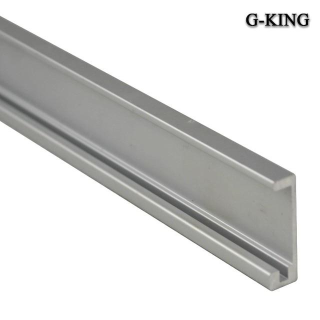 Plug In Single Leaf Doors Sliding Door Track Rail Monorail Moving  Side Mounted