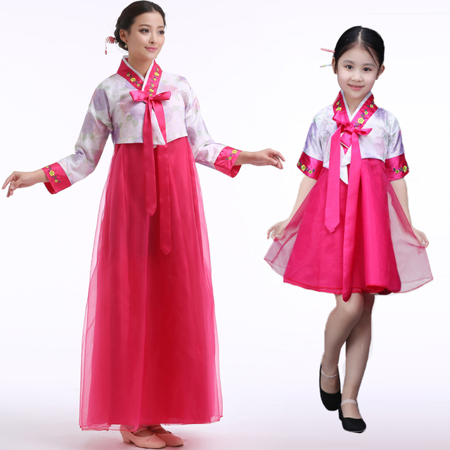 Rushed Top Fashion Polyester Dance Costumes Hmong Clothes Disfraces Korean National Costume Kids Women  sc 1 st  AliExpress.com & Rushed Top Fashion Polyester Dance Costumes Hmong Clothes Disfraces ...