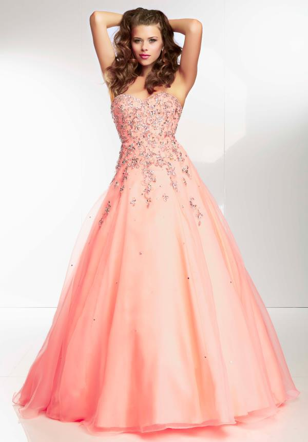 Sparkly Bling Tulle Floor Length Sweetheart Lace Up Modern Crystal