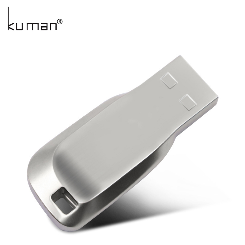 Kuman Metal USB Flash Drive 64GB 32GB 16GB 8GB 4GB Flash Drive Portable 128GB Memory Stick Pendrive Storage Flash Disk for PC sp i series handy portable usb flash drive black 16gb
