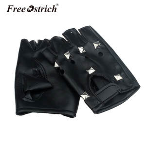 Free Ostrich Punk Luva Tactical Gloves Without Fingers