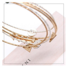 Vintage Style Trendy Metal Bangles For Women