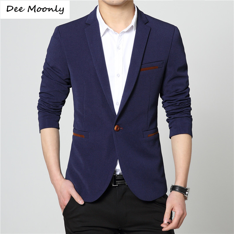 Aliexpress.com : Buy DEE MOONLY 2017 New Mens casual slim fit ...
