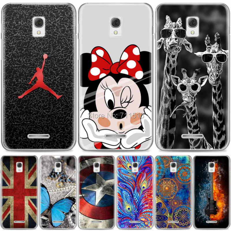 sports shoes c5b44 785b3 US $2.24 10% OFF|Alcatel pop star 5022d case silicone cover cartoon soft  tpu cover for Alcatel One Touch Pop Star 3G 5022D 5022 5022X OT5022 Case-in  ...
