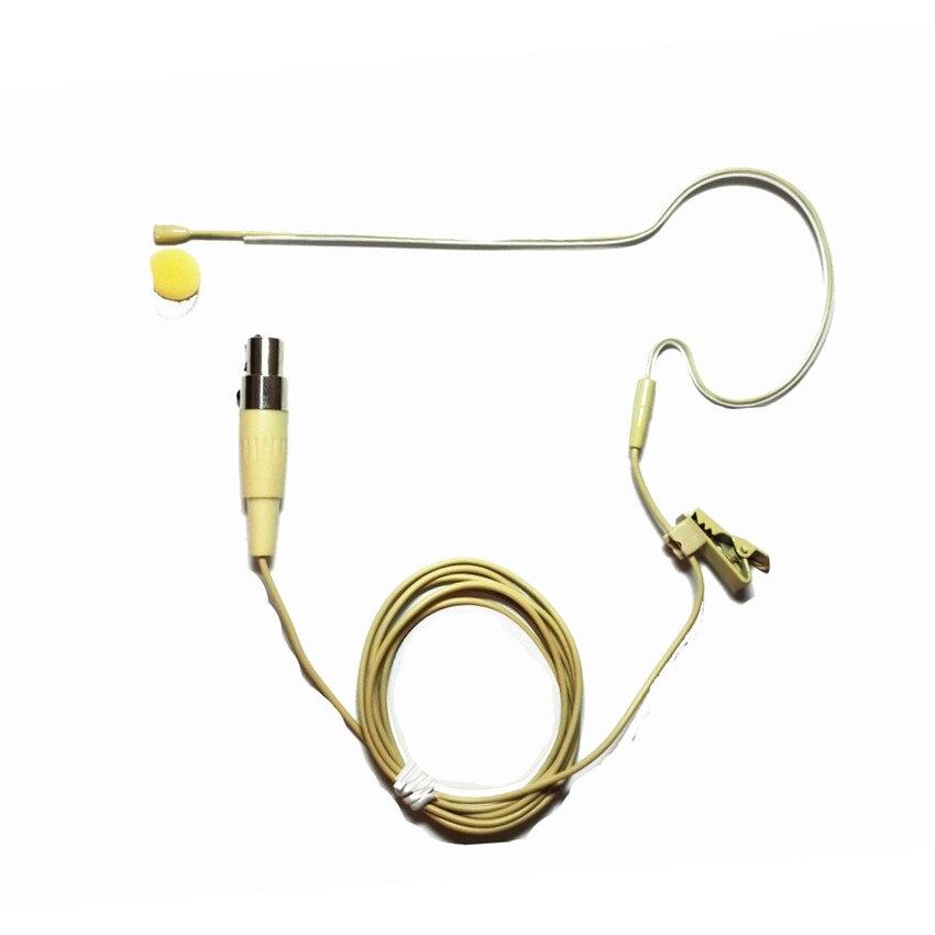 Profesyonel 2 pics Kulaklık Konak Mikrofon Earclip Shure Kablosuz - Taşınabilir Ses ve Görüntü - Fotoğraf 4