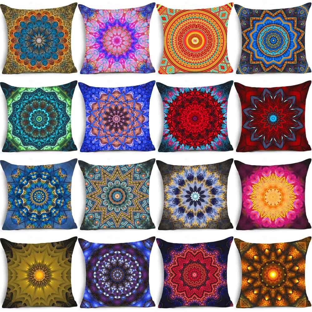hippie decor reviews online shopping hippie decor reviews on hippie cushion cover geometric vintage for sofa cushion cover home decor square printed cushion cover colorfu home textile