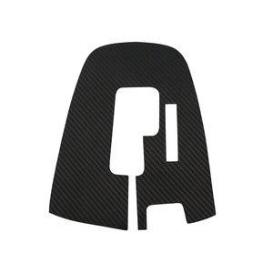 Чехол-накладка на педаль из углеродного волокна для Nissan X-Trail XTrail X Trail Rogue 2014 2015 2016, аксессуары