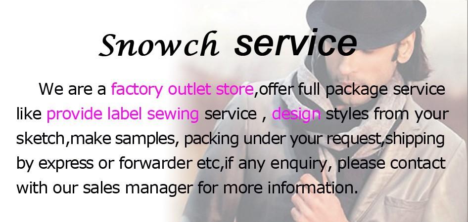 snowch service