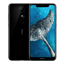 Nokia X5 2018 3G RAM 32gb ROM 3060mAh 13.0MP 3 Camera Dual S