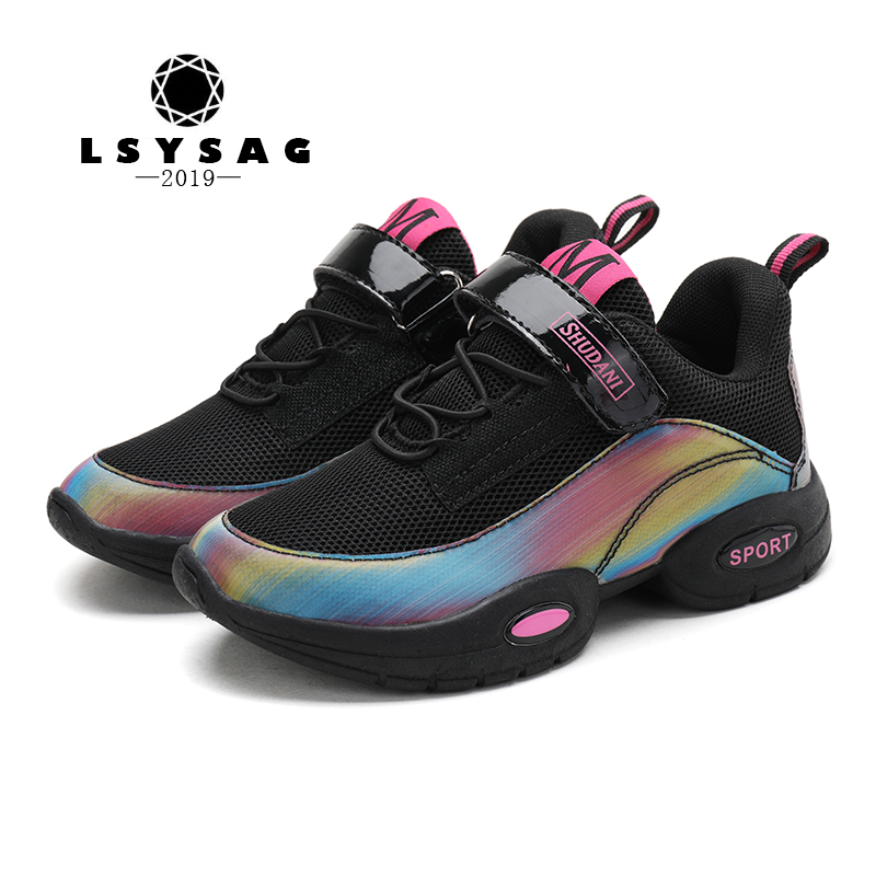 Lsysag Kids Footwear Shoes Sneakers Casual Running Trainers Chaussure Enfant Symphony Children Boys Girls