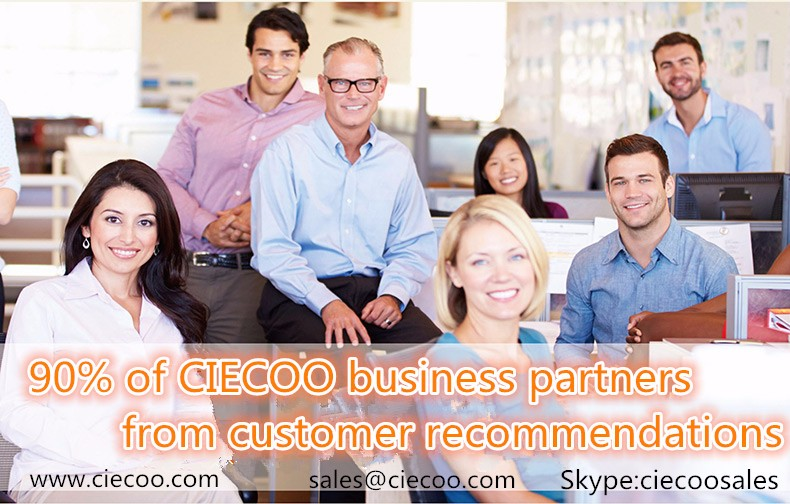 CIECOO business parterns