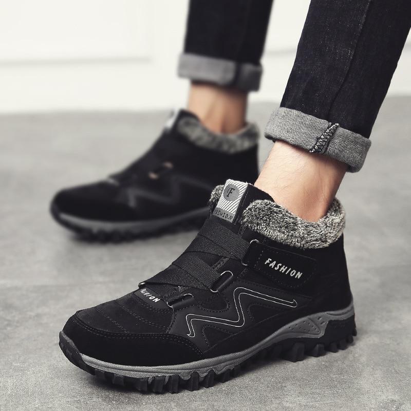Avec Haute Qualité Travail Hommes Dentelle Mode Coton Blackcott Grandes Tailles Schoenen up Bottes D'hiver graycott Chaussures Cheville xvwqqIPY