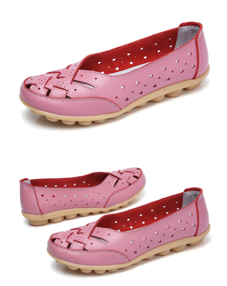 AH1165 (24) Women's Loafers Shoes